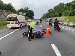 Motorcyclist dies after being hit by lorry in Penang