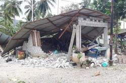 6.8 magnitude quake strikes off eastern Indonesia, no tsunami alert issued