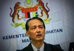 Drop in dengue cases but Health DG tells Malaysians to always be wary