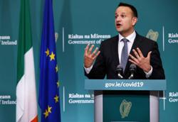 'Summer is not yet lost', Irish PM backs air bridges