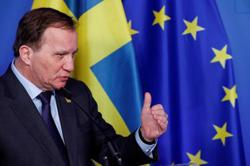 Swedish PM Lofven says to ease domestic travel restrictions