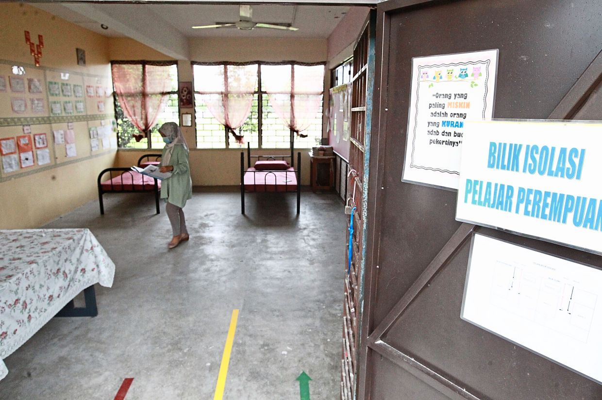 Schools gear up for new normal