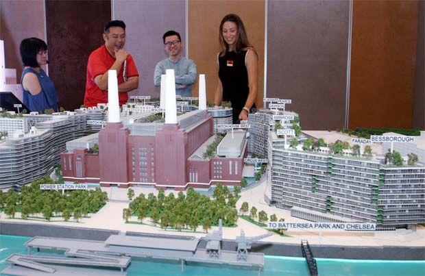 More Hongkongers show interest in Battersea Power Station homes