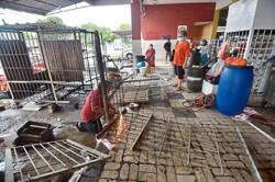 Poultry no longer slaughtered at PJ market