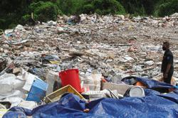 Spike in illegal dumping activity during MCO