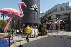 Adidas China sales back to growth faster than expected
