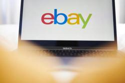 EBay raises forecasts on online boom, shares hit record high