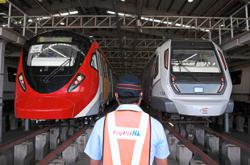 Improvement tips for Prasarana