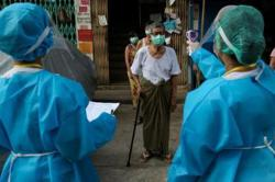 14 health workers infected with Covid-19 in Myanmar