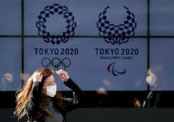 Tokyo executive says make Games decision in spring - Kyodo