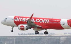 AirAsia shares up on news of stake sale