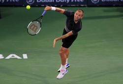 Tennis: Evans lets go of the anger after difficult return from ban