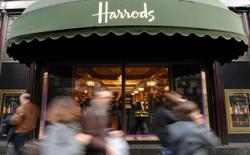 Covid-19 spares no luxury, even Harrods has to adapt