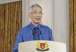 PM Lee: Singapore invest heavily in R&D; builds Covid-19 vaccine manufacturing capacity (update)