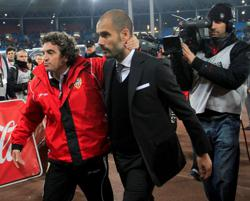 City set to appoint Lillo as Guardiola's assistant - reports