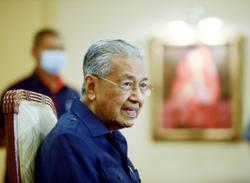 Dr M: Numbers keep appearing and disappearing