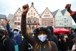 'Your Pain Is My Pain': global anti-racism protests rage