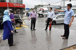 Motorists want traffic flow at commercial centre in Cheras to be improved