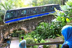 Hikers can ride Penang Hill funicular train from tomorrow