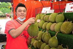 Durian season extended