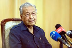Dr M: Now is not the time