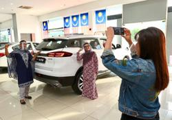 Sales tax boost for auto sector