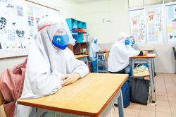 Students happy to return to schools, says minister
