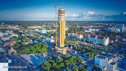 New Roi-Et tower hits high note on skyline