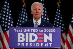 Biden formally clinches U.S. Democratic nomination - reports