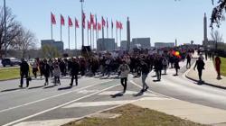Thousands in Australia defy bans at Black Lives Matters protests