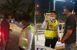 Four nabbed for drink driving in PJ
