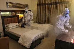 India overtakes Italy's coronavirus tally as lockdown easing looms