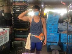 From gym to wet market: Fitness trainer thanks M'sians for show of support