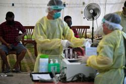 Singapore: Covid-19 cases total more than 37,500; 344 on Saturday