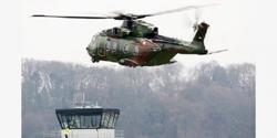 Three killed, five injured as Indonesian Air Force helicopter crashes