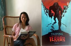 Julya Oui's new book 'Taiping Tales Of Terror' is a ghostly delight