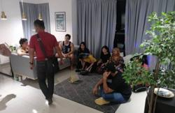 MCO violation: 10 nabbed at private party in KL condo