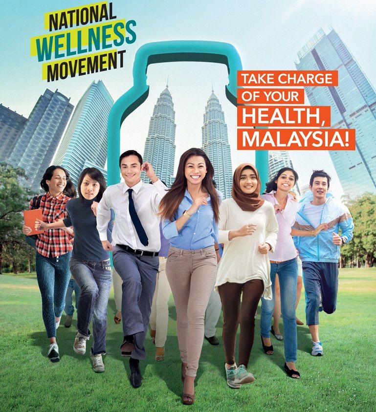 Leading the wellness revolution for Malaysians.