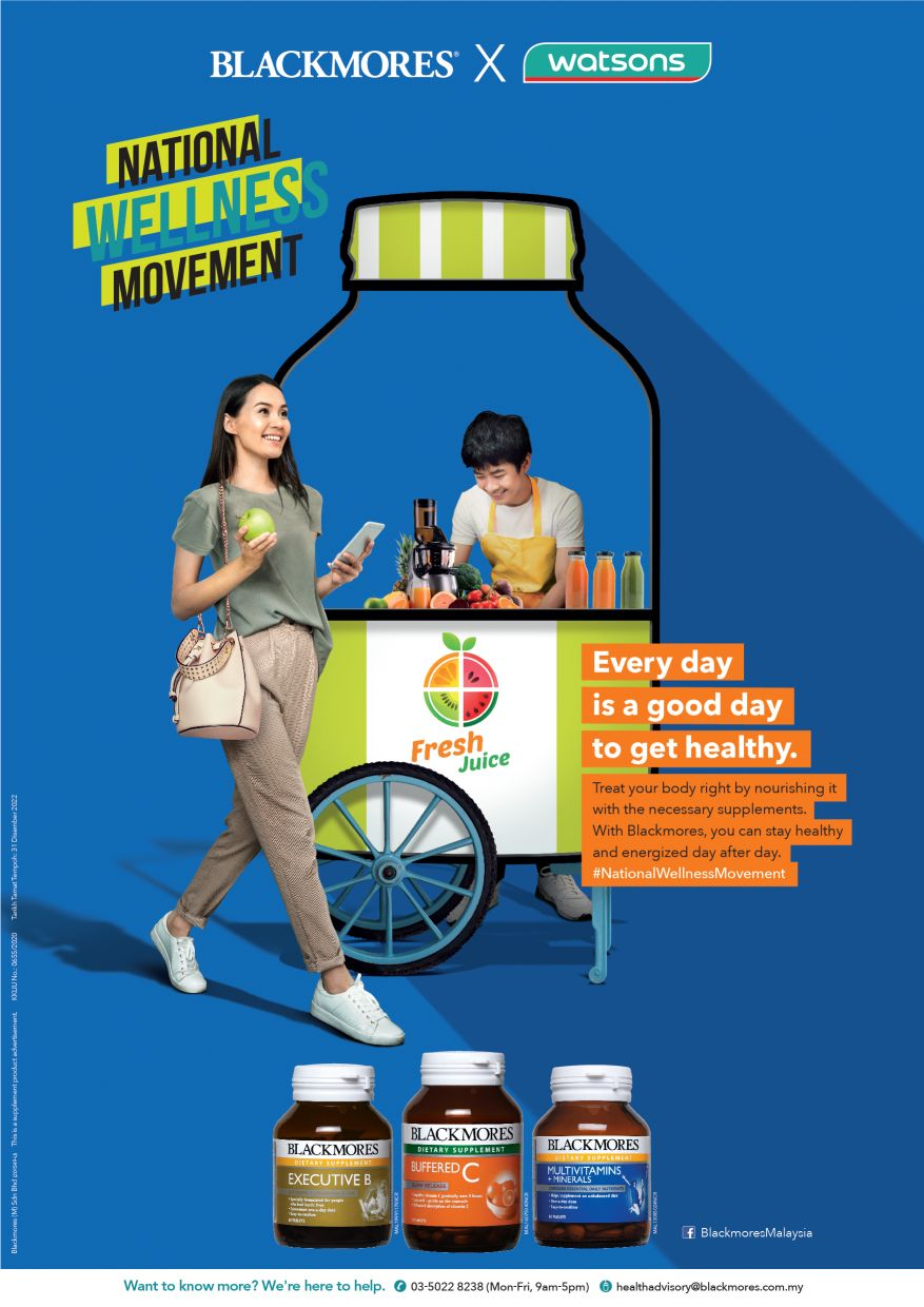 Empowering Malaysians to take charge of their health.