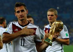 On this day: Born June 9, 1978 - Miroslav Klose, German footballer