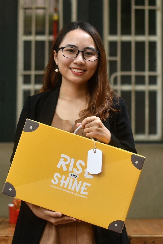 Linh Hoang, the co-founder of sex education start-up WeGrow Edu.