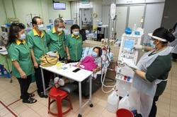 Dialysis centre in dire straits