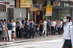 HK property market still resilient