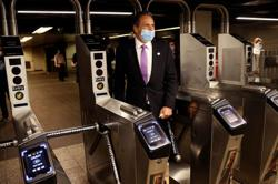 Hard hit New York City begins reopening as coronavirus infection rate plummets