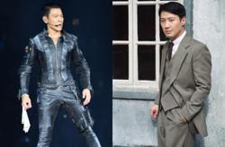 'Heavenly King' Leon Lai a hit with Hong Kong celebrities at TVB's charity show
