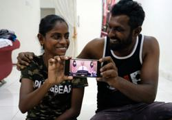Malaysian couple behind YouTube sensation 'Sugu Pavithra' says they don't deserve titles of 'unity ambassador' or 'cooking icon' yet