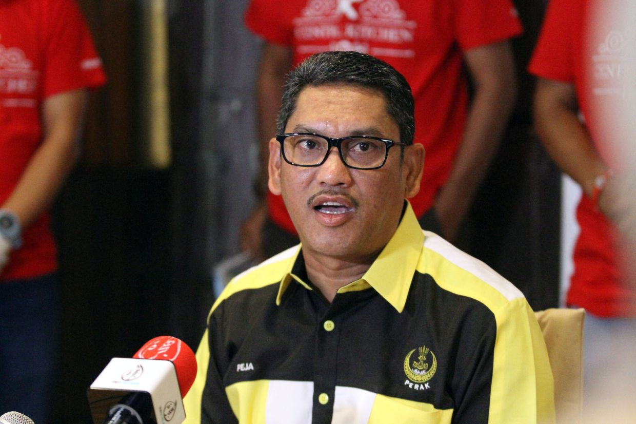 Perak MB: Morning, night markets and bazaars to open in stages   The Star