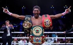 Joshua and Fury agree terms on two-fight deal, says promoter Hearn