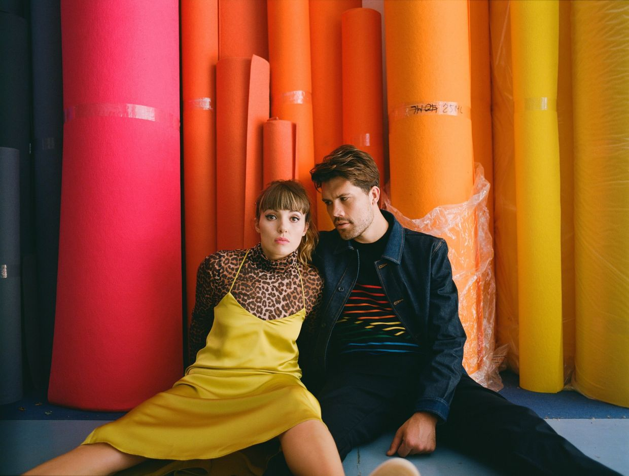 Oh Wonder released its third studio album, 'No One Else Can Wear Your Crown', last February.