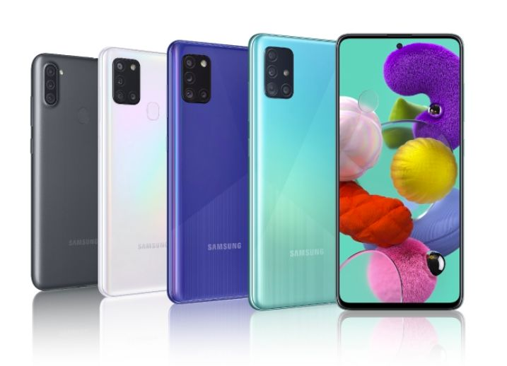 Samsung Launches Two Affordable New Smartphones The Galaxy A21s And A11 The Star